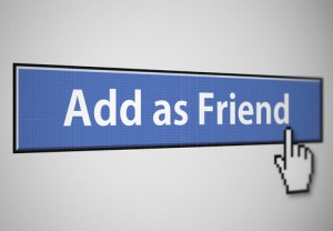 add as friend on facebook